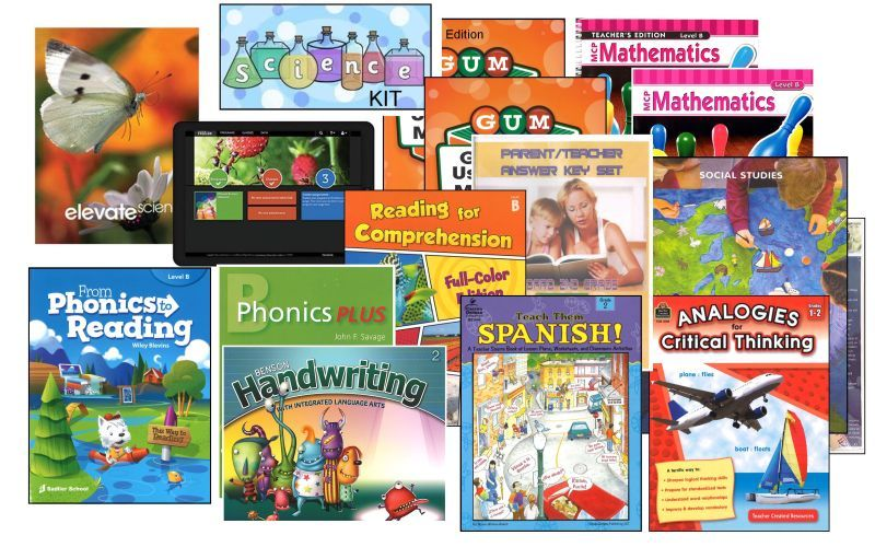 2nd Grade Complete Curriculum Bundle - Standard