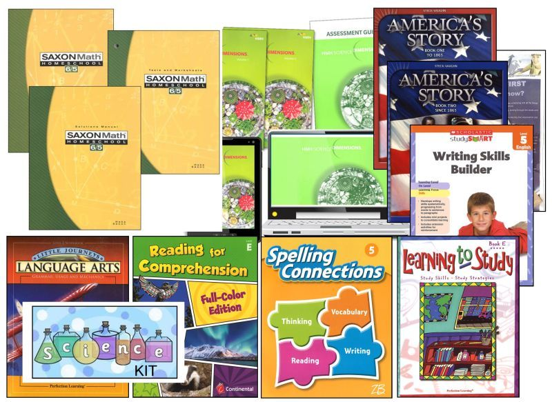 5th Grade Complete Curriculum Bundle - Standard