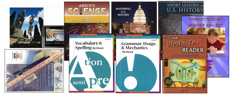 8th Grade Complete Curriculum Bundle - Standard
