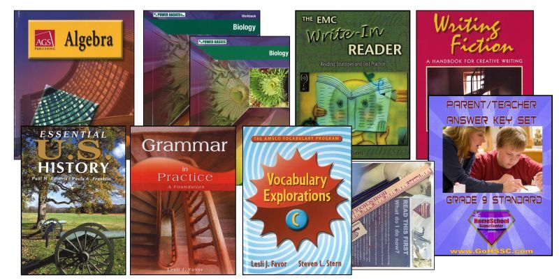 9th Grade Complete Curriculum Bundle - Standard