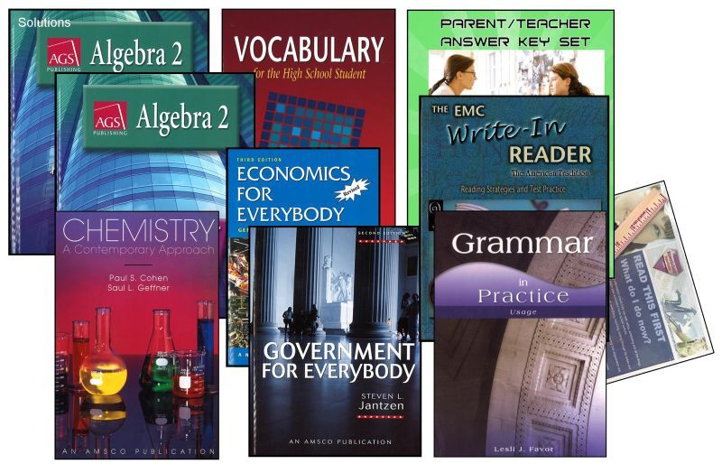 11th Grade Complete Curriculum Bundle - Standard