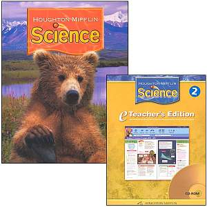 Houghton Mifflin Science Bundle - Grade 2