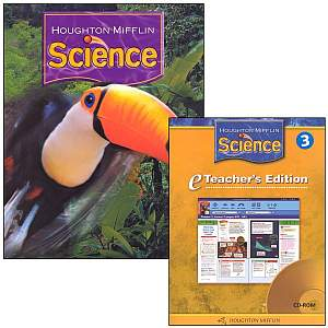 Houghton Mifflin Science Bundle - Grade 3