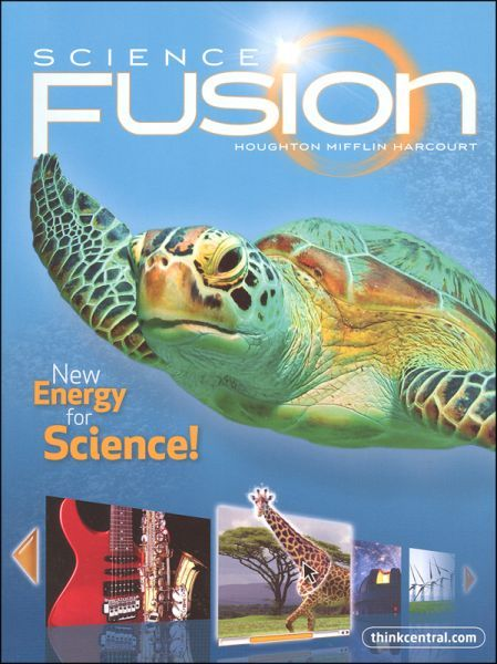 Houghton Mifflin SCIENCE FUSION - Grade 2 Science Bundle