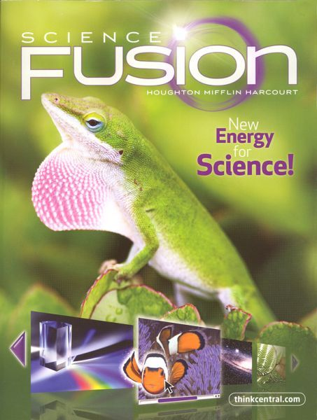 Houghton Mifflin SCIENCE FUSION - Grade 3 Science Bundle
