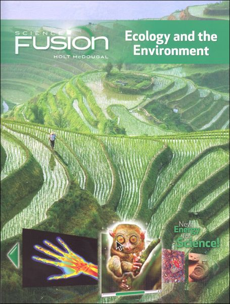 FUSION Module D - Grades 6-8 Ecology and the Environment Bundle