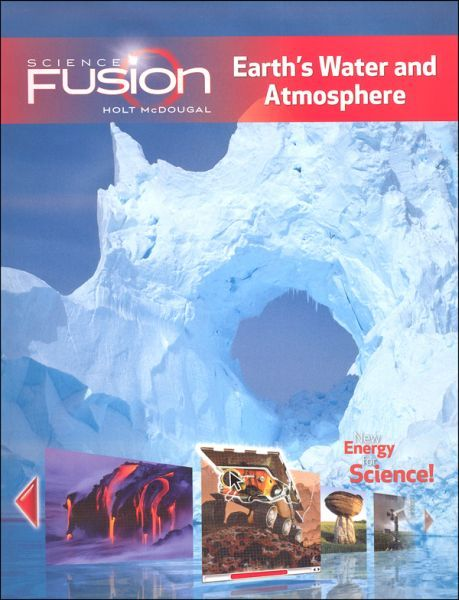 FUSION Module F Grades 6-8 - Earth's Water and Atmosphere Bundle