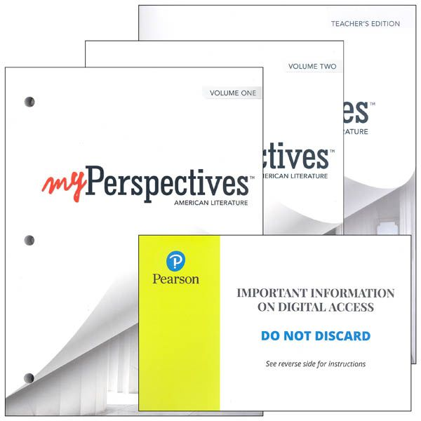 myPerspectives Homeschool Bundle - Grade 11