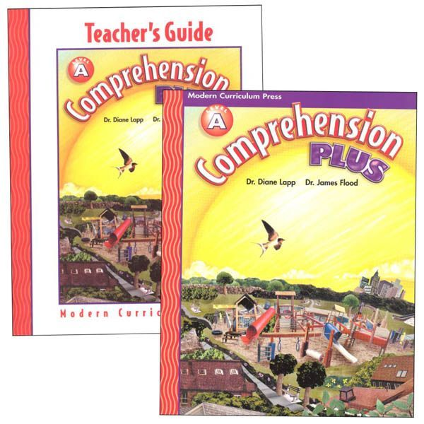 Comprehension Plus Grade 1-A Bundle