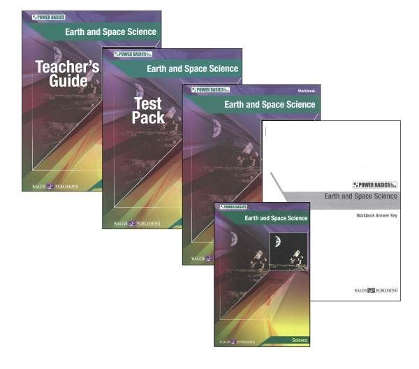 Power Basics: Earth & Space Science Homeschool Bundle